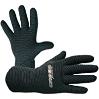 Cressi - Guantes X-Thermic 2 mm, Color Negro, Talla M