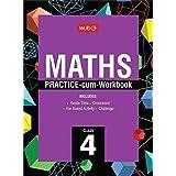 Maths Practice-cum-Workbook Class 4