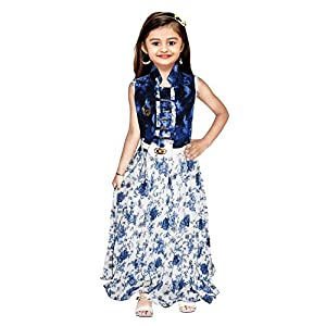 AD & AV Girls' Maxi Dress