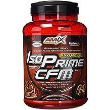 Amix Iso Prime Cfm Isolate Proteína de Suero Lácteo sin Lactosa, Sabor Chocolate - 1000 gr