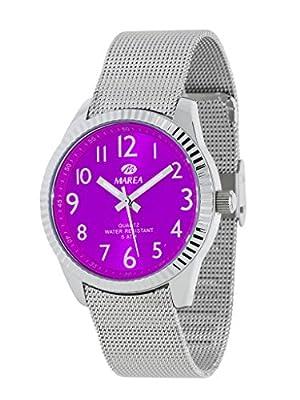 Reloj Marea Mujer B35254/8 Malla Metálica Rosa