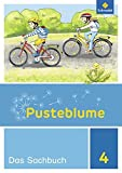 Pusteblume. Das Sachbuch / Ausgabe 2017 für Niedersachsen, Hessen, Rheinland-Pfalz, Saarland und Schleswig-Holstein: Pusteblume. Das Sachbuch - Ausgabe 2017 für Niedersachsen und Bremen: Schülerband 4