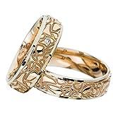CORE by Schumann Design Trauringe Eheringe aus 585 Gold Rotgold/Palladium Bicolor mit echten Diamanten Gratis Testringservice & Gravur 19101128