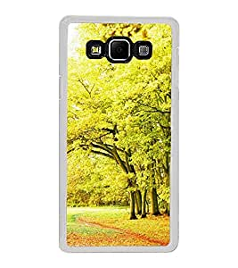 ifasho Designer Phone Back Case Cover Samsung Galaxy A8 (2015) :: Samsung Galaxy A8 Duos (2015) :: Samsung Galaxy A8 A800F A800Y ( Stone Colorful Pattern Design )