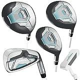 Damen Wilson ProStaff HDX Golf Komplettset Eisen 7-SW