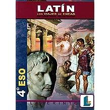 Latín. Los viajes de Eneas. 4.º ESO (Laberinto Texto)