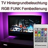 DELLOPTOELECTRONICS SET ~ 37 TV FUNK 20 Tasten RGB LED Hintergrundbeleuchtung Backgroundlight