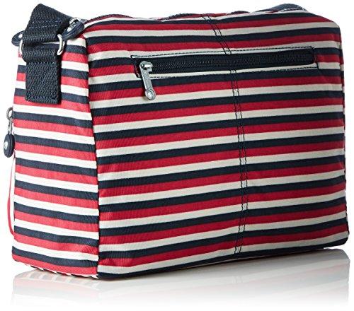 Kipling Reth, Sacs bandoulière Multicolore (Sugar Stripes)