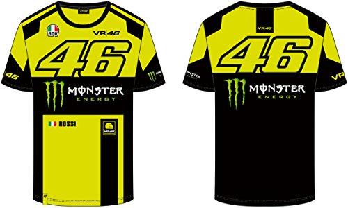 3d4605e1f59c VR46 'Camiseta Hombre Valentino Rossi Monster Replica Monza TG.