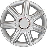 ALBRECHT automotive 39095 Radzierblende Samoa Nylon Lux 15 Zoll, 1 Satz
