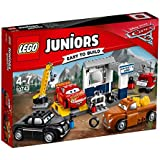 LEGO - 10743 - Juniors - Jeu de Construction - Le garage de Smokey