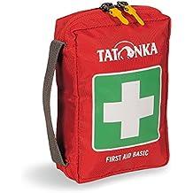 Tatonka Erste Hilfe First Aid Basic, Red, 18 x 12.5 x 5.5 cm, 2708