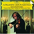 A Paganini - Virtuoso Violin Music