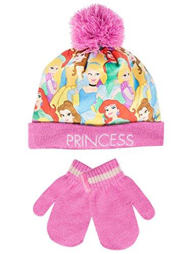 �dchen Disney Princess Mütze & Handschuh 4 Bis 6 Jahre ()