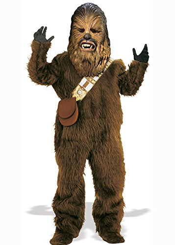 STAR WARS - Chewbacca - Kinderkostüm - Größe ca. (Uk Star Kostüm Wars Chewbacca)