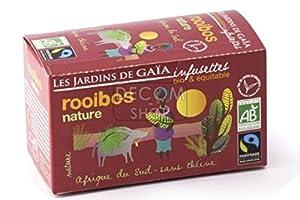 Infusettes de Rooibos Nature - boîte 30g