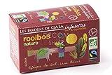 Bustine di Té al Rooibos Puro, Les Jardins de Gaia, Biologico e Fairtrade, 20 Bustine di Té, Confezione Interamente Biodegradabile