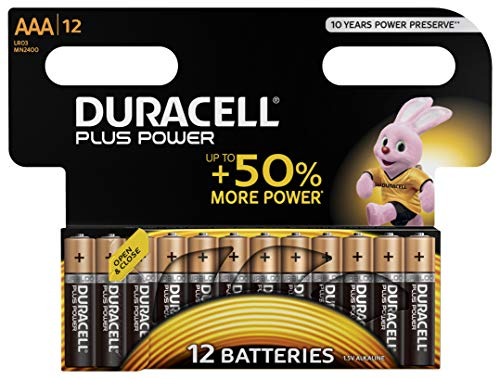 Duracell Plus Power Type AAA Alk...