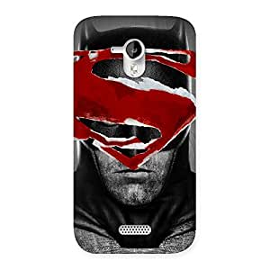 Uper Over At Back Case Cover for Micromax Canvas HD A116