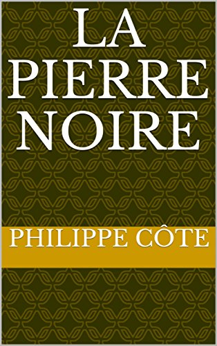 Couverture du livre La Pierre Noire