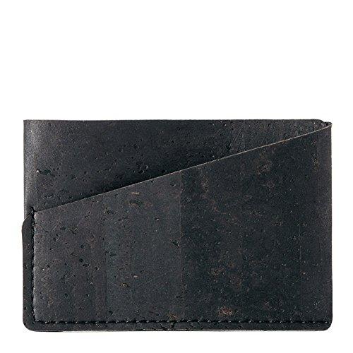 Minimalist Front Pocket Wallet Slim Vegan Wallet for Men, Durable