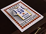 Best Basketball Cards - NBA BASKETBALL JERSEY THEMED MAGNET BIRTHDAY CARDS Review