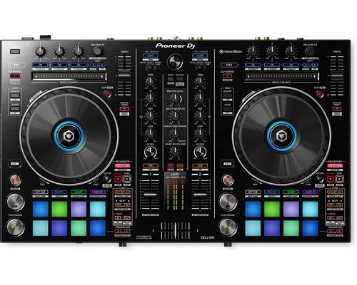 mixers-numeriques-pioneer-dj-ddj-rr-avec-carte-son