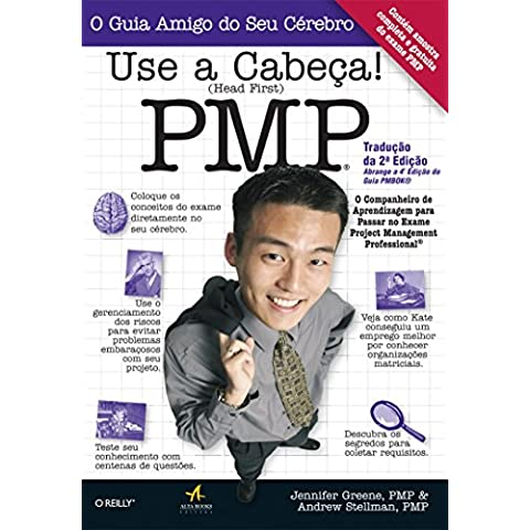 Use A Cabeça PMP. Guia PMBOK (Em Portuguese do Brasil)