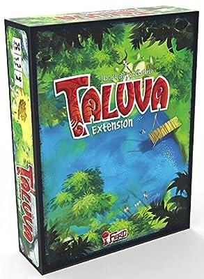 Ferti Games - Jeu de Stratégie, Taluva Extension