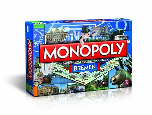 Preisvergleich Produktbild Winning Moves 40354 - Monopoly Bremen