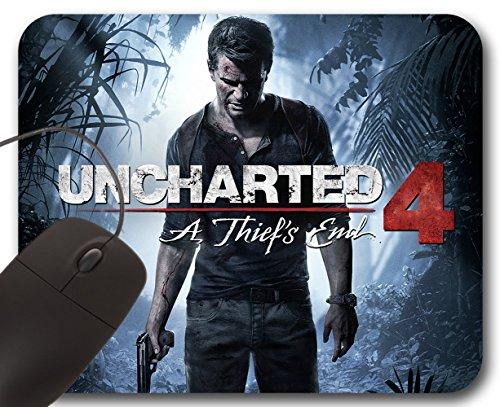 Preisvergleich Produktbild Mauspad Nathan Drake ( A ) - Uncharted 4 - A Thief's End