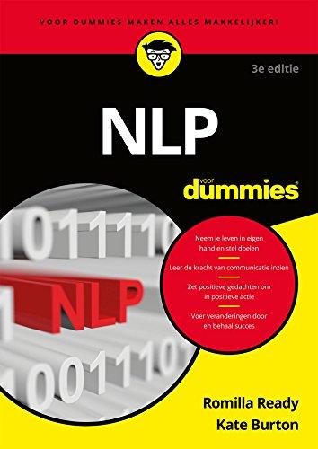 NLP voor Dummies (Dutch Edition)