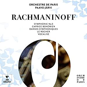 Rachmaninov:Symphonie N°3, Caprice Bohémien...