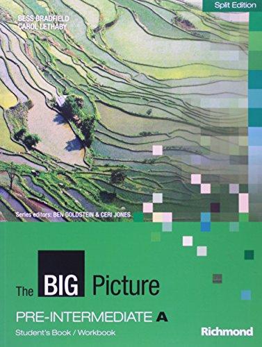 The Big Picture. Pre Intermediate A (Em Portuguese do Brasil)