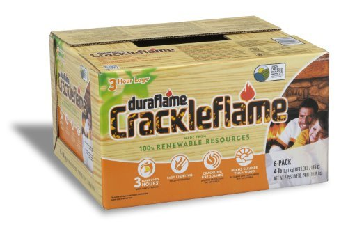duraflame-4637-crackleflame-firelogs-4-pound-by-duraflame