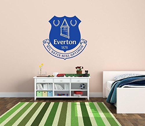 Everton Fc 2014 Wall Art Sticker Boys Bedroom Wall Sticker Mural Football  Eve2 (850mm X 850mm): Amazon.co.uk: Kitchen U0026 Home