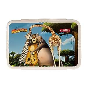 Jaypee Double Maza Lunch Box Madagascar Blue