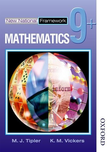 New National Framework Mathematics 9+ Pupil's Book: 9 Plus