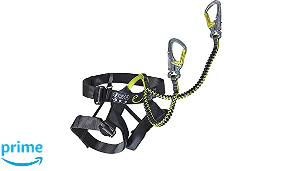 Klettersteigset Kinder 20 Kg : Edelrid jester harness night oasis gurt amazon sport