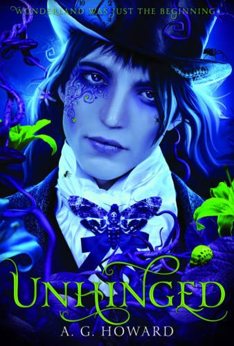 Unhinged (Splintered Series) (Splintered 2)