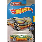 Hot Wheels 2016 X-Raycers Clear Speeder 1:64 Scale Collectible Die Cast Metal Toy Car Model #3/10 on International Long Card by Clear Sdeeder