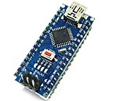 CAOLATOR 1 Stück Nano V3.0 AVR Atmega 328P Board Modul und USB Kabel zu TTL 5V 16MHz für Arduino