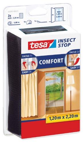 Preisvergleich Produktbild Tesa Insektenstopper Komfort Moskitonetz