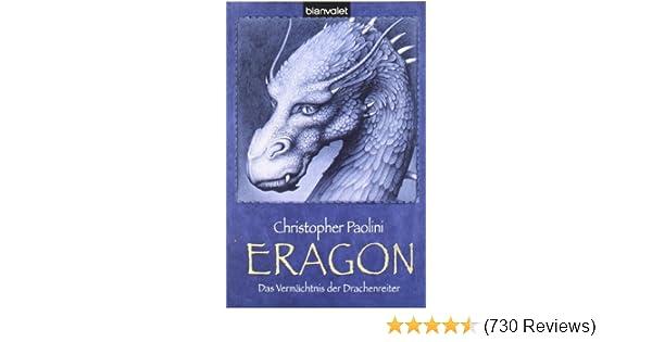 Eragon Karte.Das Vermächtnis Der Drachenreiter Eragon 01 Amazon De