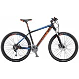 Scott Aspect 730 Black/Orange/Bleu