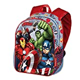 Karactermania The Avengers Force-Basic Rucksack Mochila Infantil 40 Centimeters 18.2 (Multicolour)