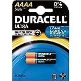 #6: Duracell Ultra Alkaline AAAA Batteries, 2 Count