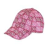 Sterntaler Mädchen Baseballcap Gr.51-55 pink Basecap UV 30+ Hut neu!, Größe:55