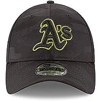 premium selection a5a41 440a2 New Era Oakland Athletics 2018 Memorial Day 9TWENTY Adjustable MLB Cap