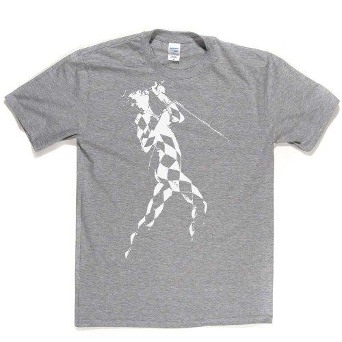 Freddie Mercury 1 Relax Pop T-shirt Aschgrau